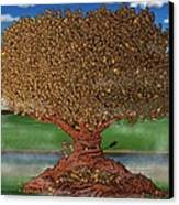The Lending Tree Canvas Print by Paul Calabrese