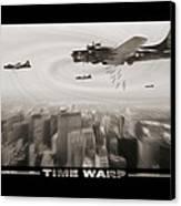 Time Warp Canvas Print by Mike McGlothlen