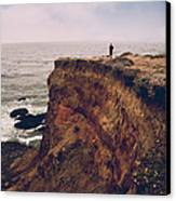 To The Ends Of The Earth Canvas Print by Laurie Search