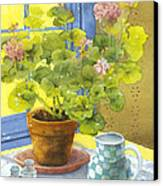 Untitled Canvas Print by Julia Rowntree