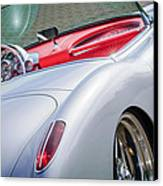 1960 Chevrolet Corvette Canvas Print by Jill Reger