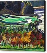 11 At Legacy Links Canvas Print by Frank Giordano