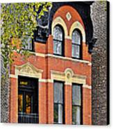 1817 N Orleans St Old Town Chicago Canvas Print by Christine Till