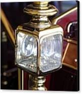 1907 Panhard Et Levassor Lamp Canvas Print by Jill Reger
