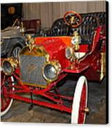 1908 Ford Model T Touring 5d25558 Canvas Print by Wingsdomain Art and Photography