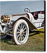 1910 Franklin Type H Touring Canvas Print by Marcia Colelli