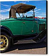 1931 Model T Ford Canvas Print by Steve Harrington