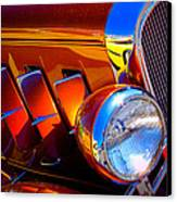 1932 Chevy Coupe Canvas Print by David Patterson