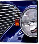 1939 Chevrolet Coupe Canvas Print by David Patterson