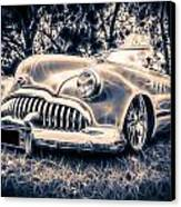 1949 Buick Eight Super Canvas Print by motography aka Phil Clark