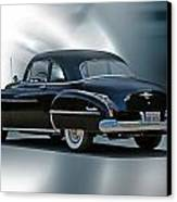 1950 Oldsmobile 88 Deluxe Club Coupe II Canvas Print by Dave Koontz