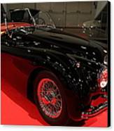 1953 Jaguar Xk 120 Se Roadster - 5d19929 Canvas Print by Wingsdomain Art and Photography