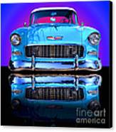 1955 Chevy Bel Air Canvas Print by Jim Carrell