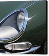 1961 Jaguar Xke Roadster 5d23322 Canvas Print by Wingsdomain Art and Photography