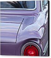 1963 Ford Falcon Tail Light Canvas Print by Jill Reger