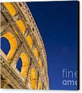 Colosseum Canvas Print by Mats Silvan