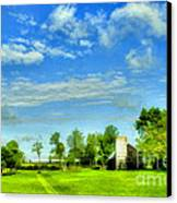 Kentucky Countryside Canvas Print by Darren Fisher