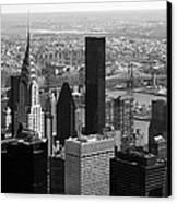Manhattan Canvas Print by RicardMN Photography