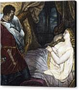 Othello, 19th Century Canvas Print by Granger