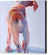 Precocious Canvas Print by Kimberly Santini