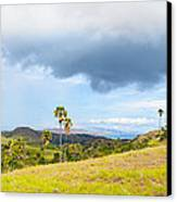 Rinca Panorama Canvas Print by MotHaiBaPhoto Prints