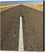 Road Ahead Canvas Print by Tim Hester