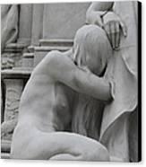 Sadness Canvas Print by Stefan Kuhn