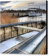 Seaworthy  Canvas Print by JC Findley