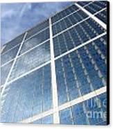 Skyscraper Canvas Print by Michal Bednarek