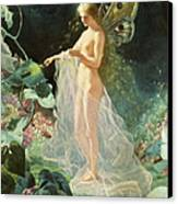 Titania Canvas Print by John Simmons