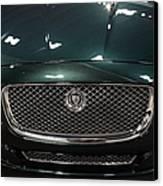 2013 Jaguar Xj Range - 5d20263 Canvas Print by Wingsdomain Art and Photography