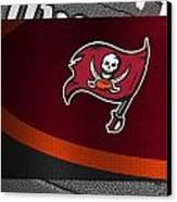 Tampa Bay Buccaneers Canvas Print by Joe Hamilton