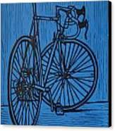 Bike 4 Canvas Print by William Cauthern