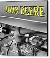 John Deere Canvas Print by Dan Sproul
