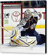 Pekka Rinne Canvas Print by Don Olea