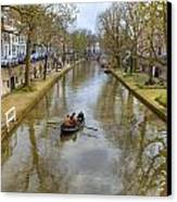 Utrecht Canvas Print by Joana Kruse