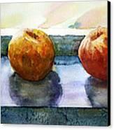 4 Friends Canvas Print by Marisa Gabetta