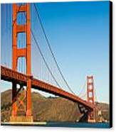 Golden Gate Bridge Canvas Print by Darren Patterson