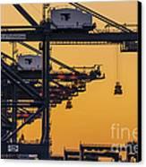 Industrial Canvas Print by Svetlana Sewell