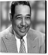 Duke Ellington (1899-1974) Canvas Print by Granger