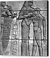 Cleopatra Vii (69-30 B.c.) Canvas Print by Granger