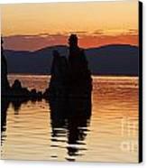 Mono Lake California Canvas Print by Jason O Watson