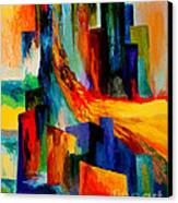 911 Revisited Canvas Print by Larry Martin
