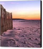 A Jones Beach Morning Canvas Print by JC Findley