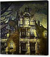 a la van Gogh Canvas Print by Gun Legler