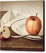 A Taste Of Autumn Canvas Print by Amy Weiss