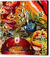 A Taste Of Healing Canvas Print by Deprise Brescia
