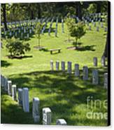 A Waiting Bench Canvas Print by Paul W Faust -  Impressions of Light