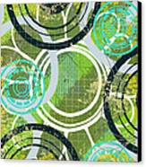 Abstract 1 Canvas Print by Lisa Noneman