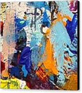Abstract 10 Canvas Print by John  Nolan